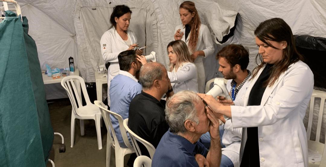 No mês de combate ao diabetes, mutirões previnem complicações por todo o Brasil
