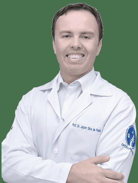 Imagem do Dr. Jayter Silva de Paula