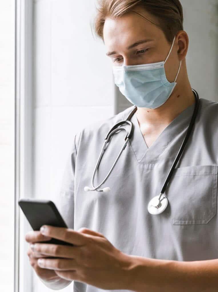 telegram para médicos